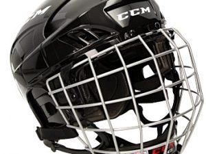 ccm fitlite 40 casque combo junior with fl40 facemask noir E3512250J