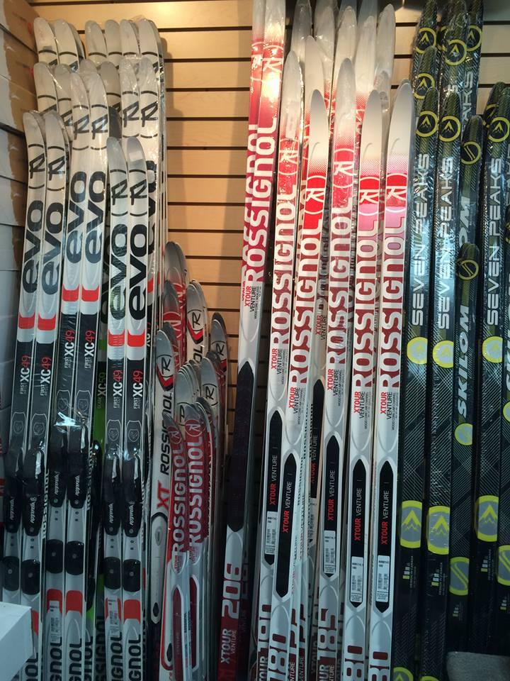 photo ski fond